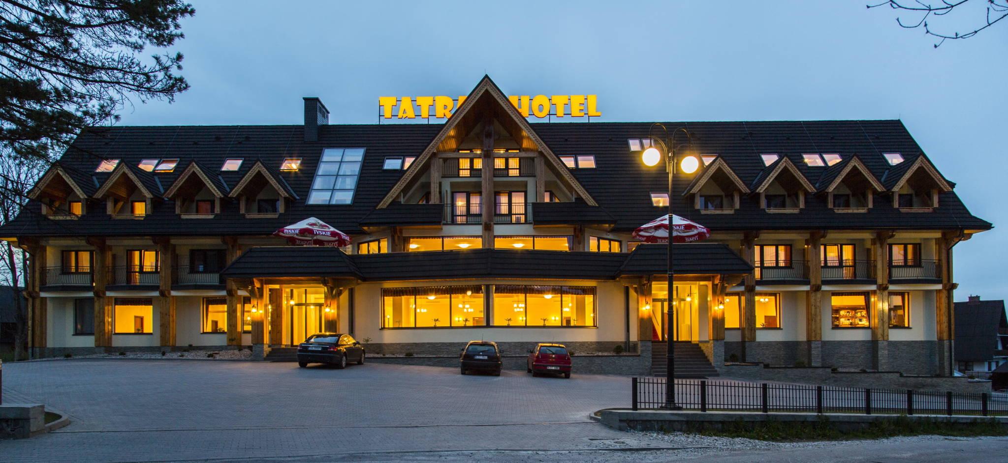 Hotel tatra zakopane for Hotels zakopane