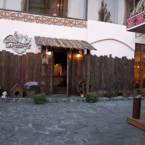 Hotel Panska Vtiha Kiev