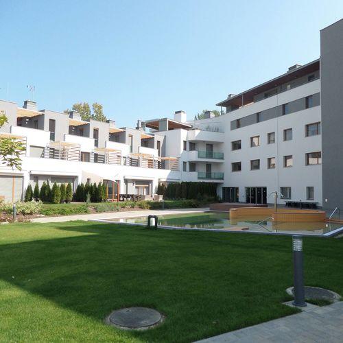 Silver DeLux Apartman Balatonfüred