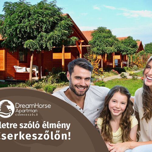 Dream Horse Apartman Cserkeszőlő