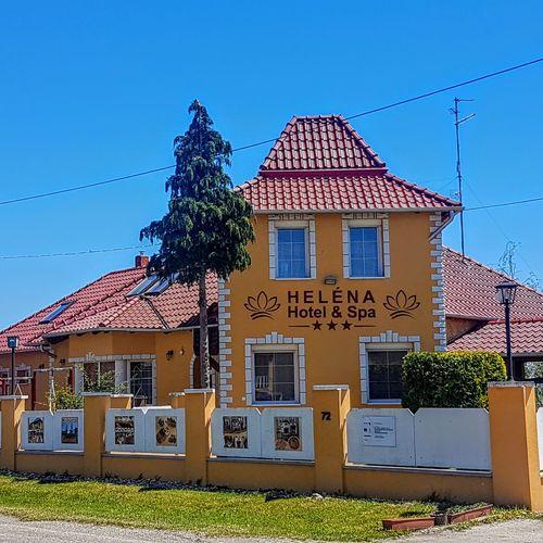 Heléna Hotel & SPA - Étterem Levél