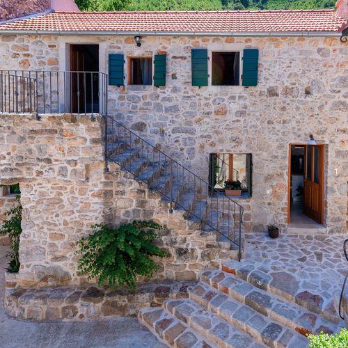 Stone Houses Marjan Jelsa