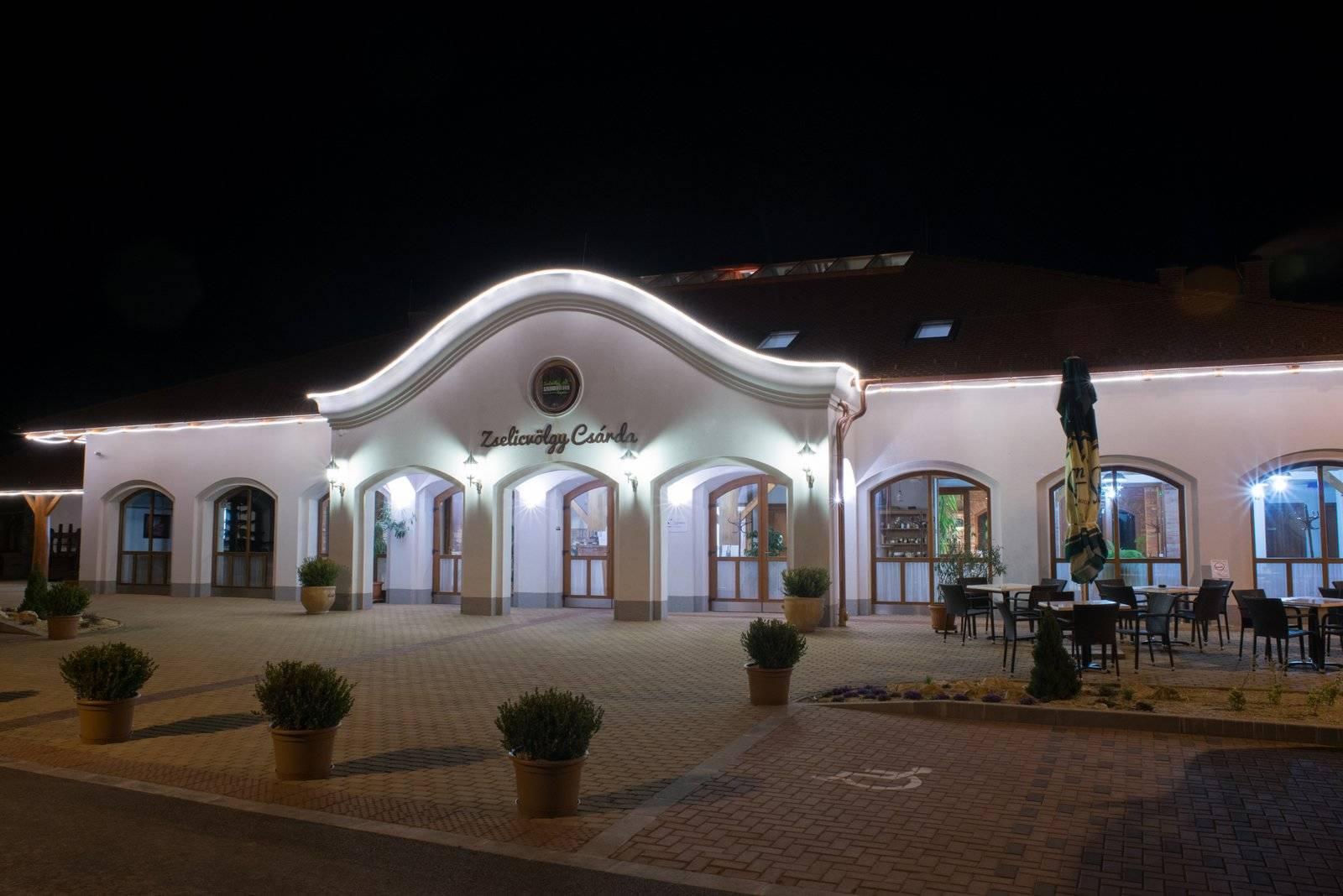 Zselicvölgy Szabadidőfarm Hajmás - Az étterem