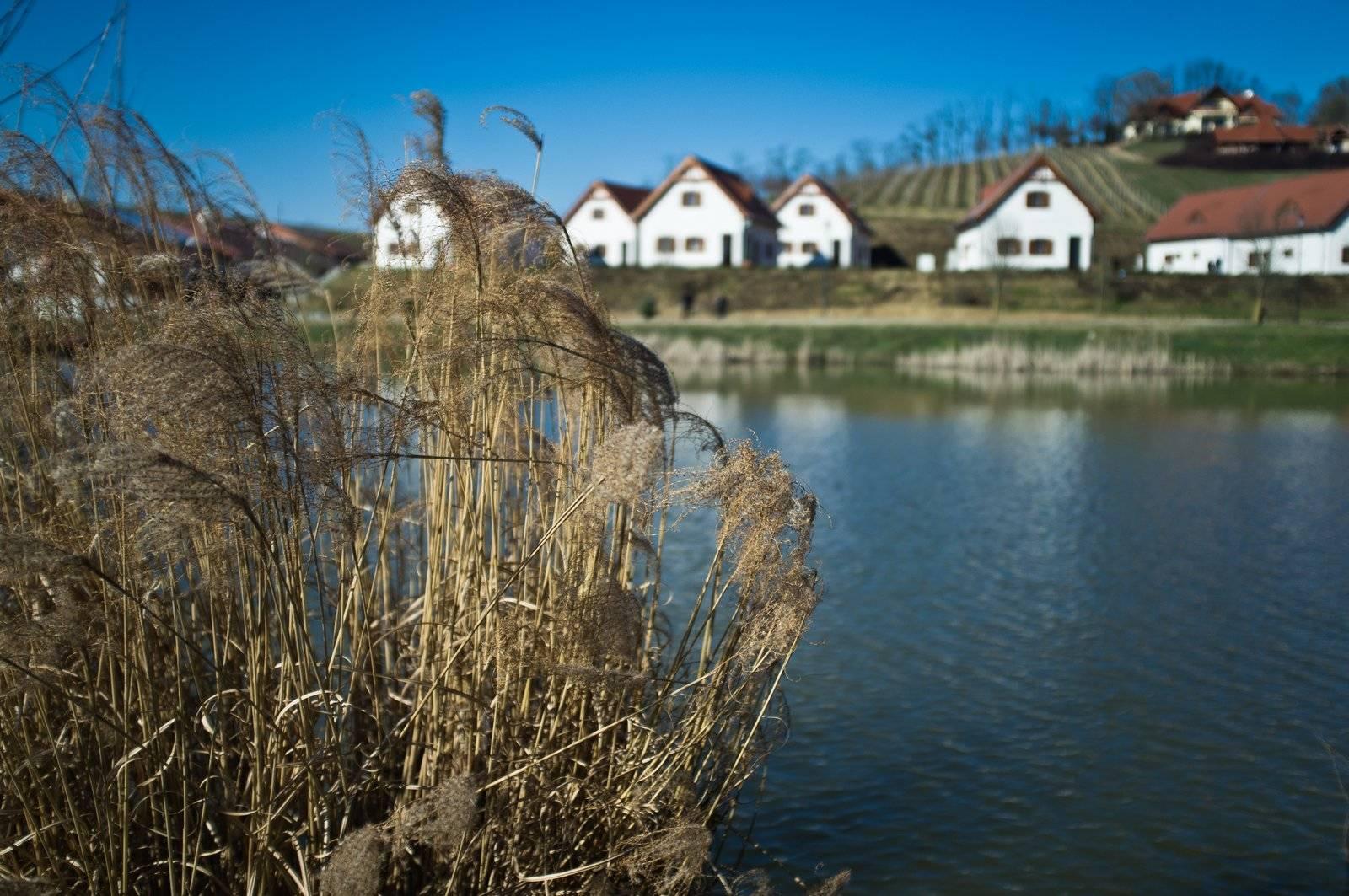 Zselicvölgy Szabadidőfarm Hajmás - Fénykép az épületről