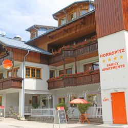 Hornspitz Family Apartments Gosau