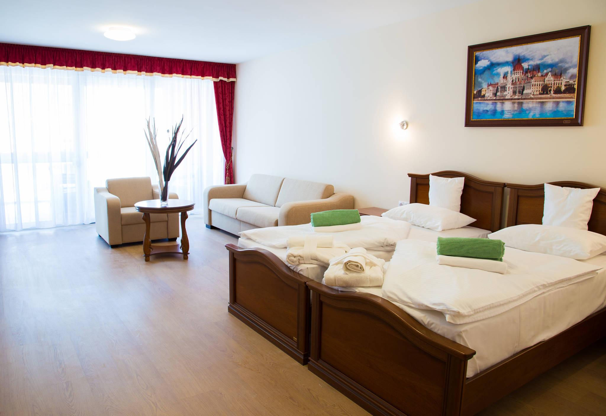 Luxury spa conference hotel siófok