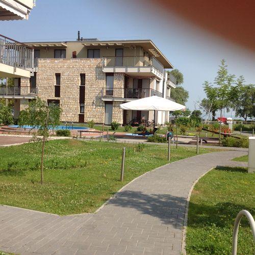 Lakópark Apartman Zamárdi