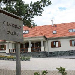 Villa Tolnay Vendégház Gyulakeszi