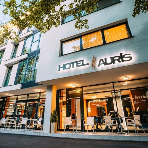 Hotel Auris Szeged****