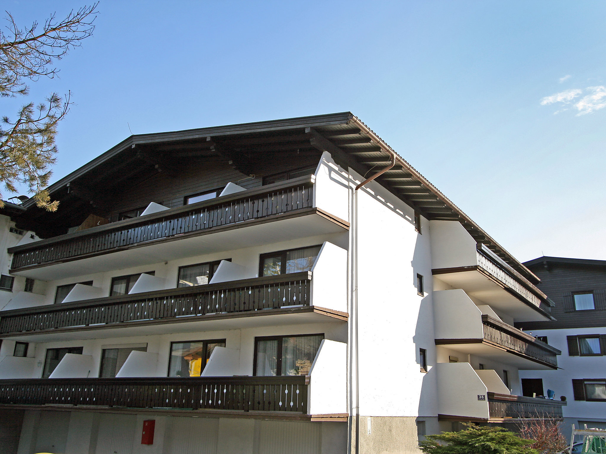 Apartment haus vogt zell am see for Apartment haus