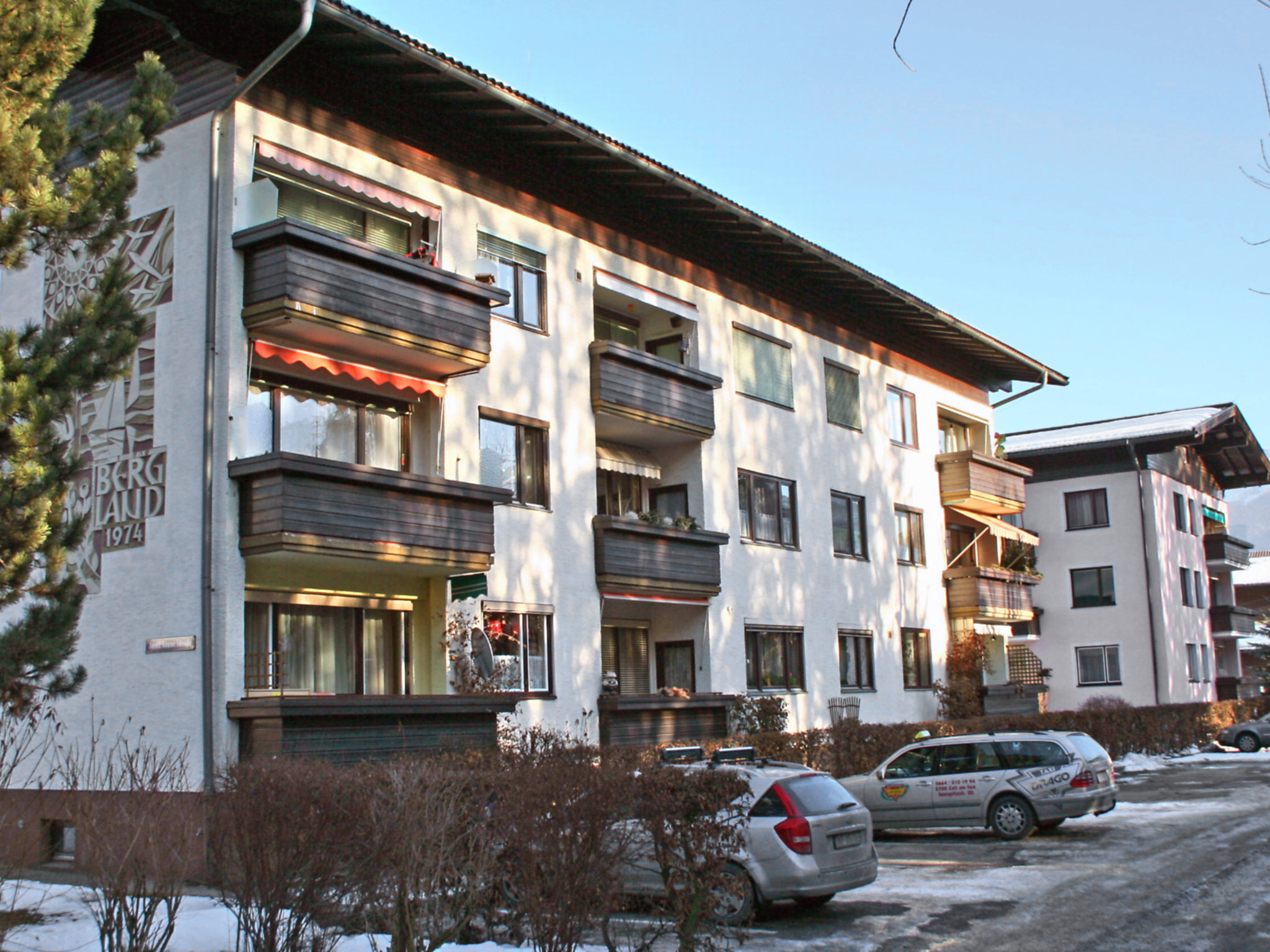 Apartment haus grani zell am see for Apartment haus