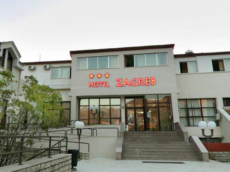 Hotel zagreb 1 karlobag for Hotels zagreb