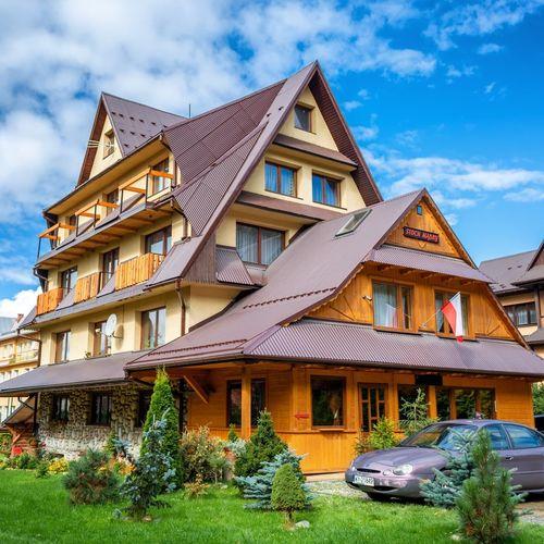 Dom wypoczynkowy Stoch Mądry Biały Dunajec