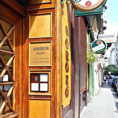 Amber Terrace Studios Budapest