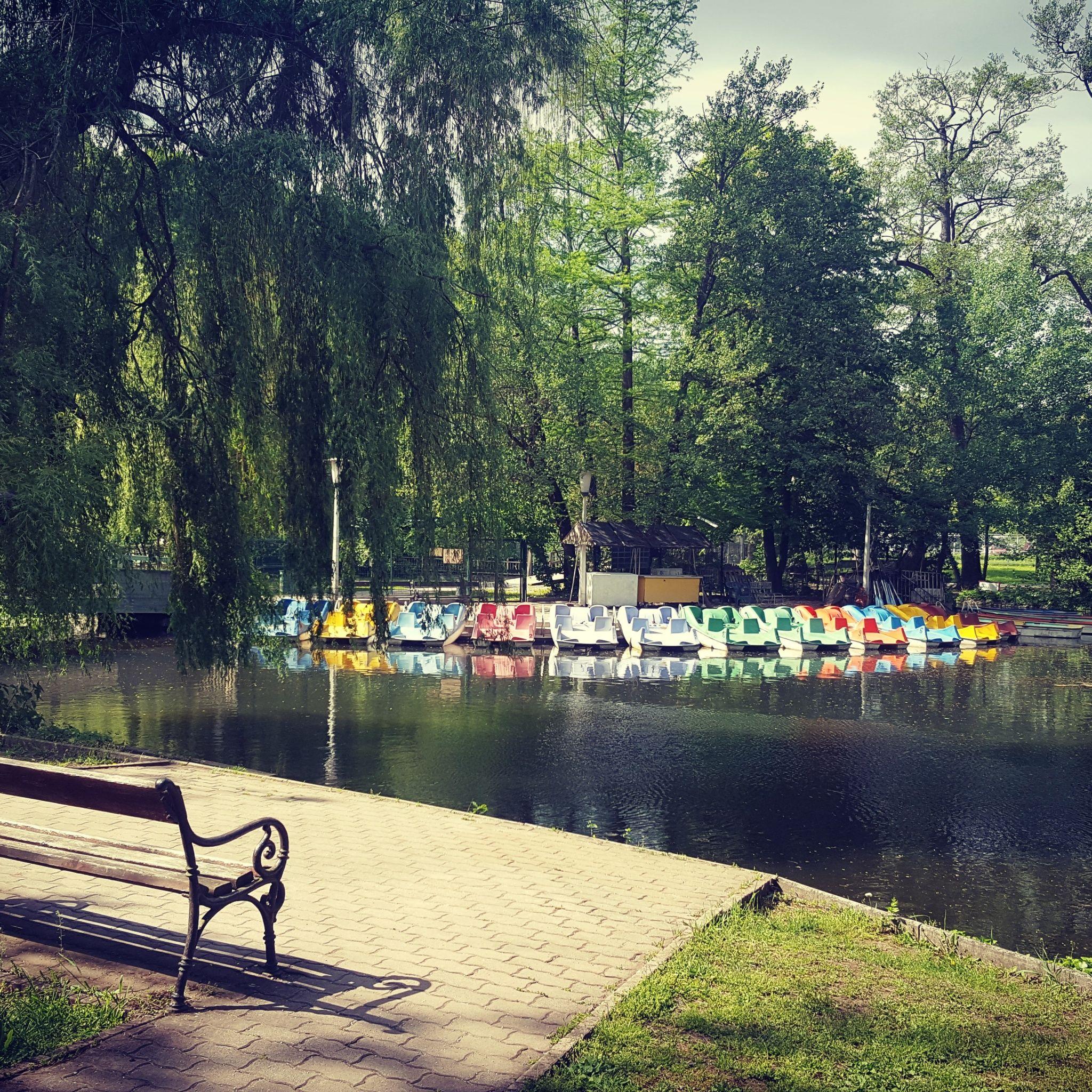 Park Hotel Miskolctapolca - Miskolctapolcai csónakázó tó