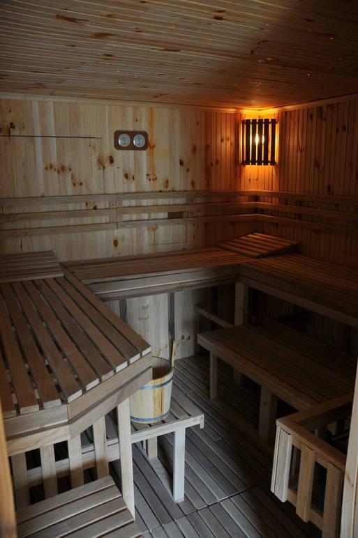 Park Hotel Miskolctapolca - Fénykép a szaunáról