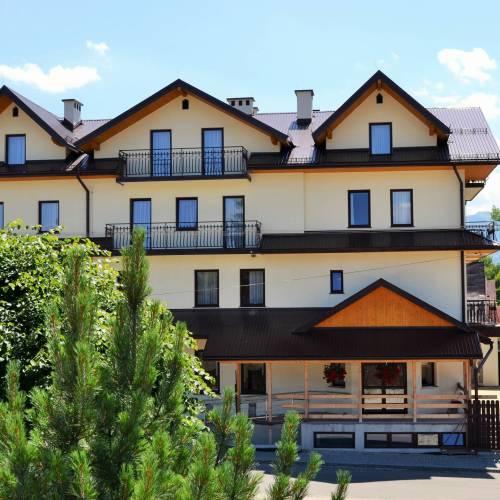 Dom Wczasowy Poronianka Poronin