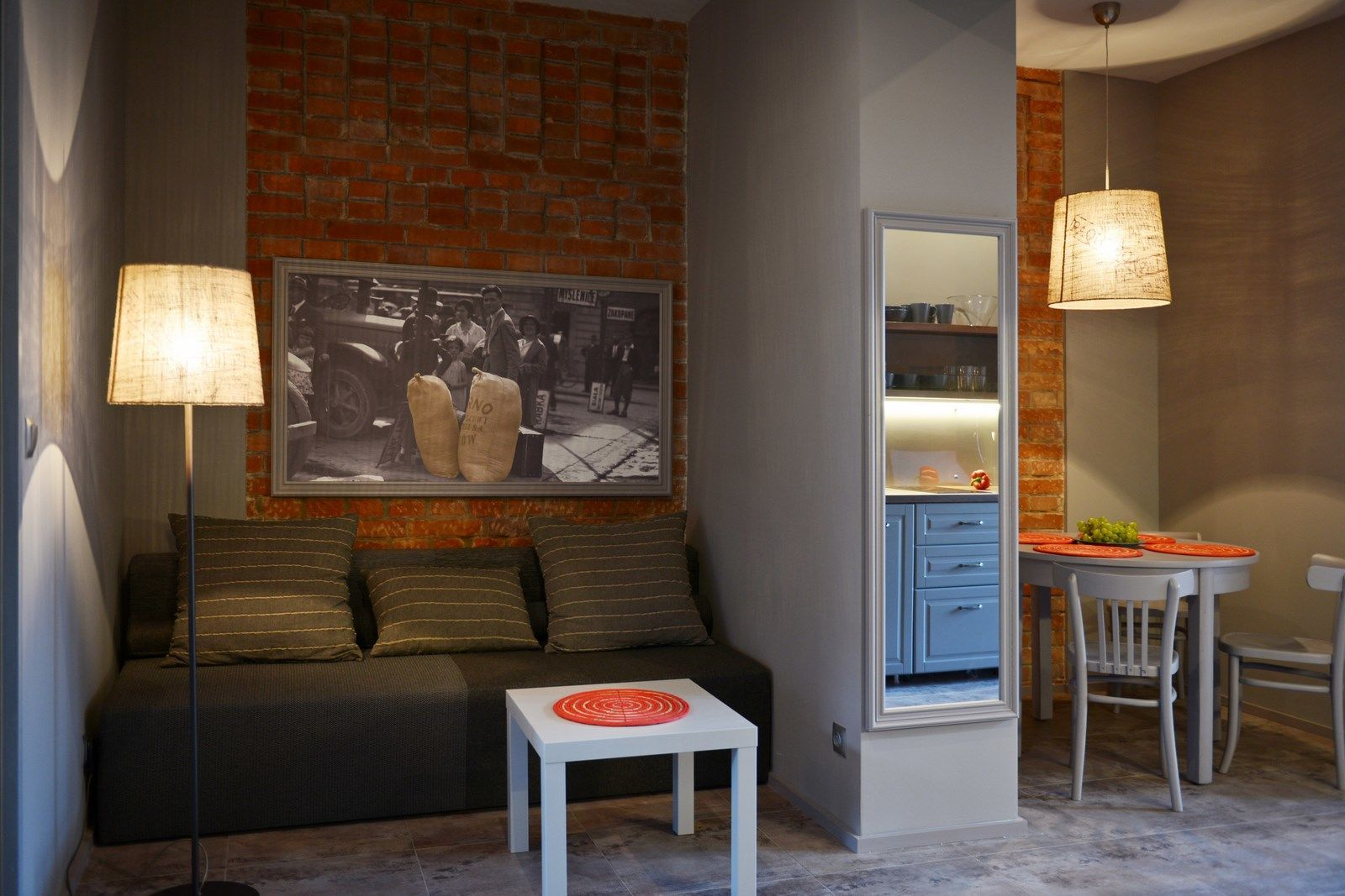 La Gioia Grey Stylish Apartments Krakow Poland