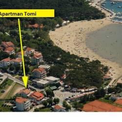 Apartmani Tomi Lopar