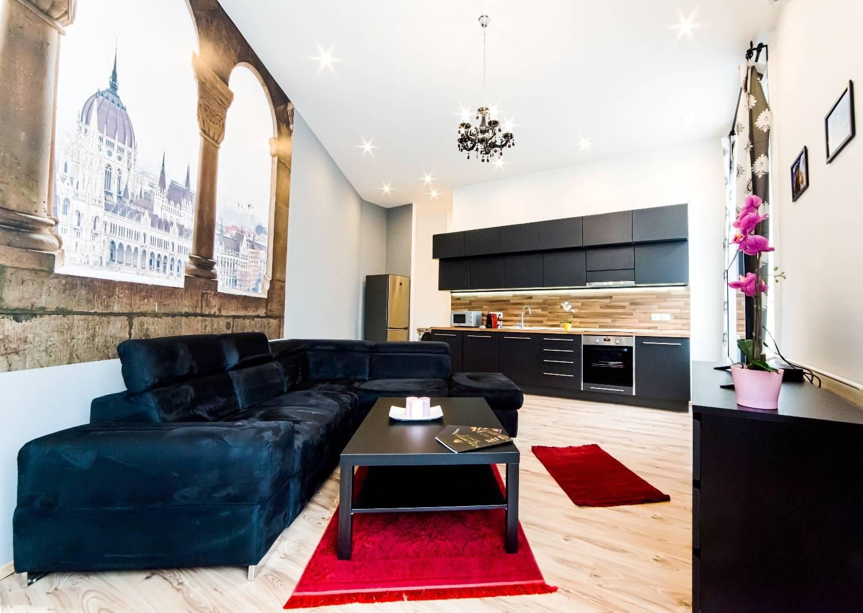 Amerikanischer Kühlschrank Real : Real apartments anker köz budapest revngo