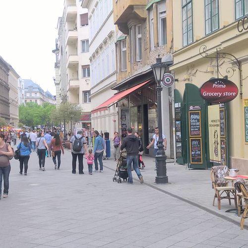 Váci Utcai Downtown Apartman Budapest