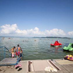 5 napos főszezoni családi nyaralás Balatonföldváron