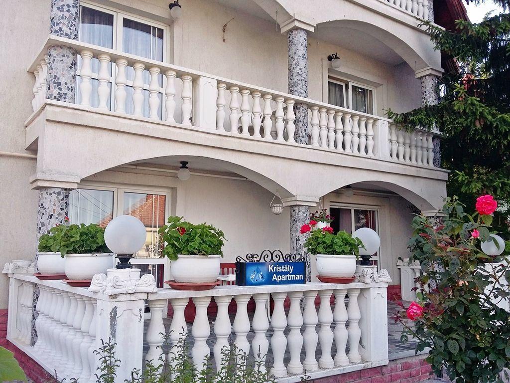 Kristály Apartman Hévíz