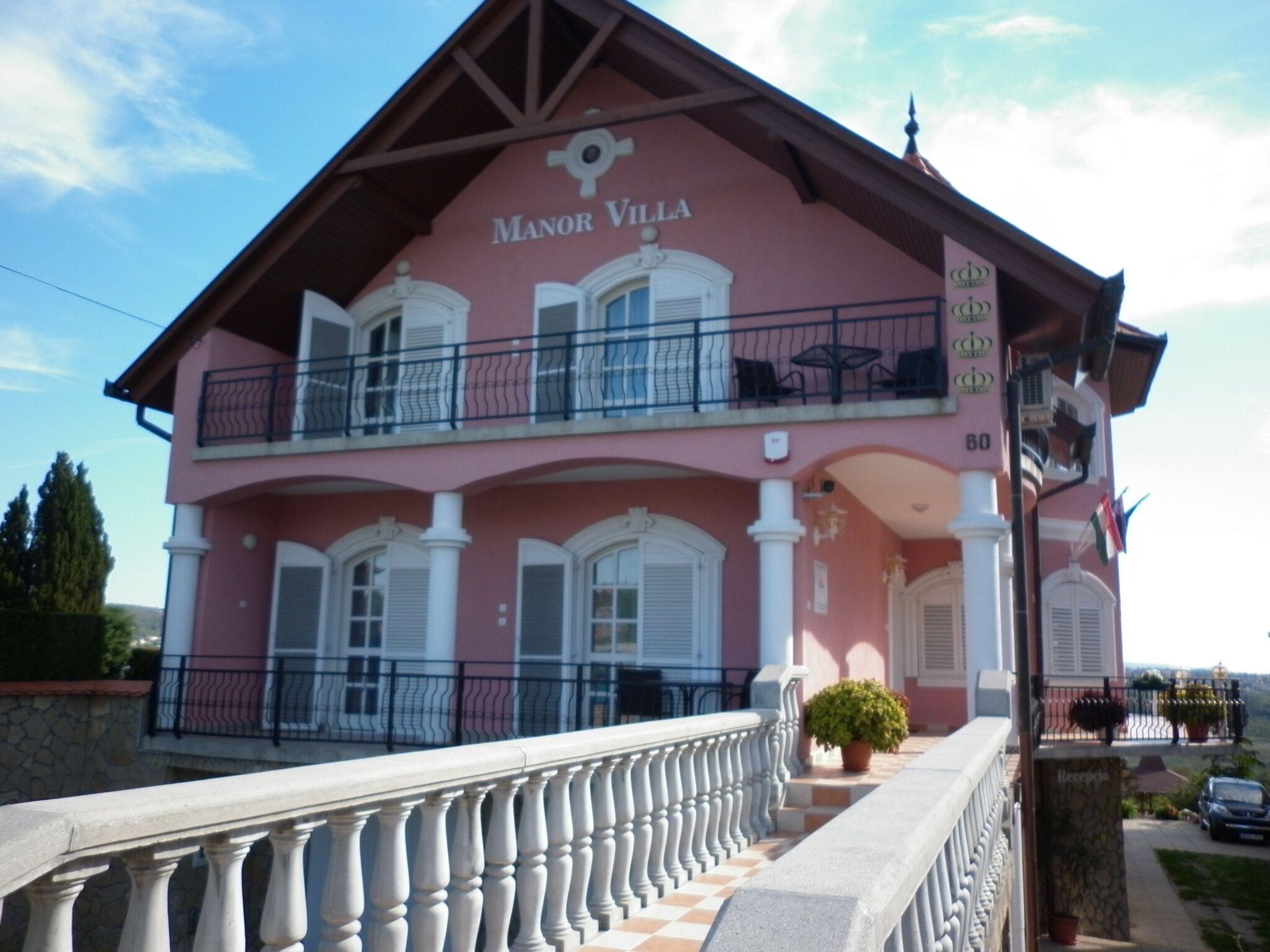 Manor Villa Hévíz