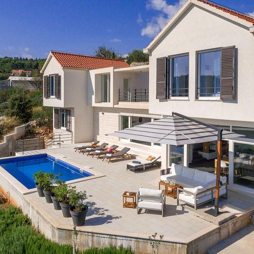 Villa Andora Selca Brac Island
