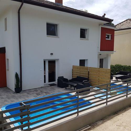 Happy Home Privát Medencés Apartman Siófok