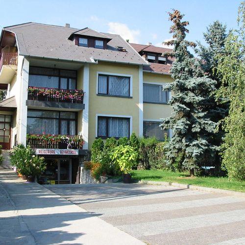 Tekergő Vendégház Balatonfüred