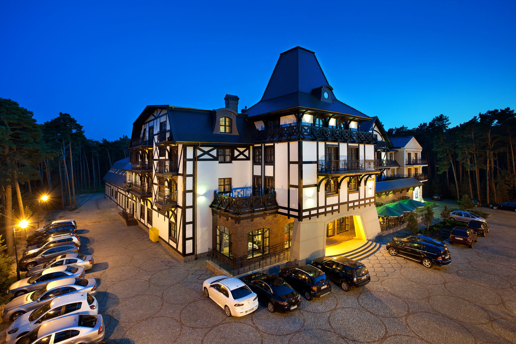 Hotel royal baltic 4 luxury boutique ustka for Luxury boutique