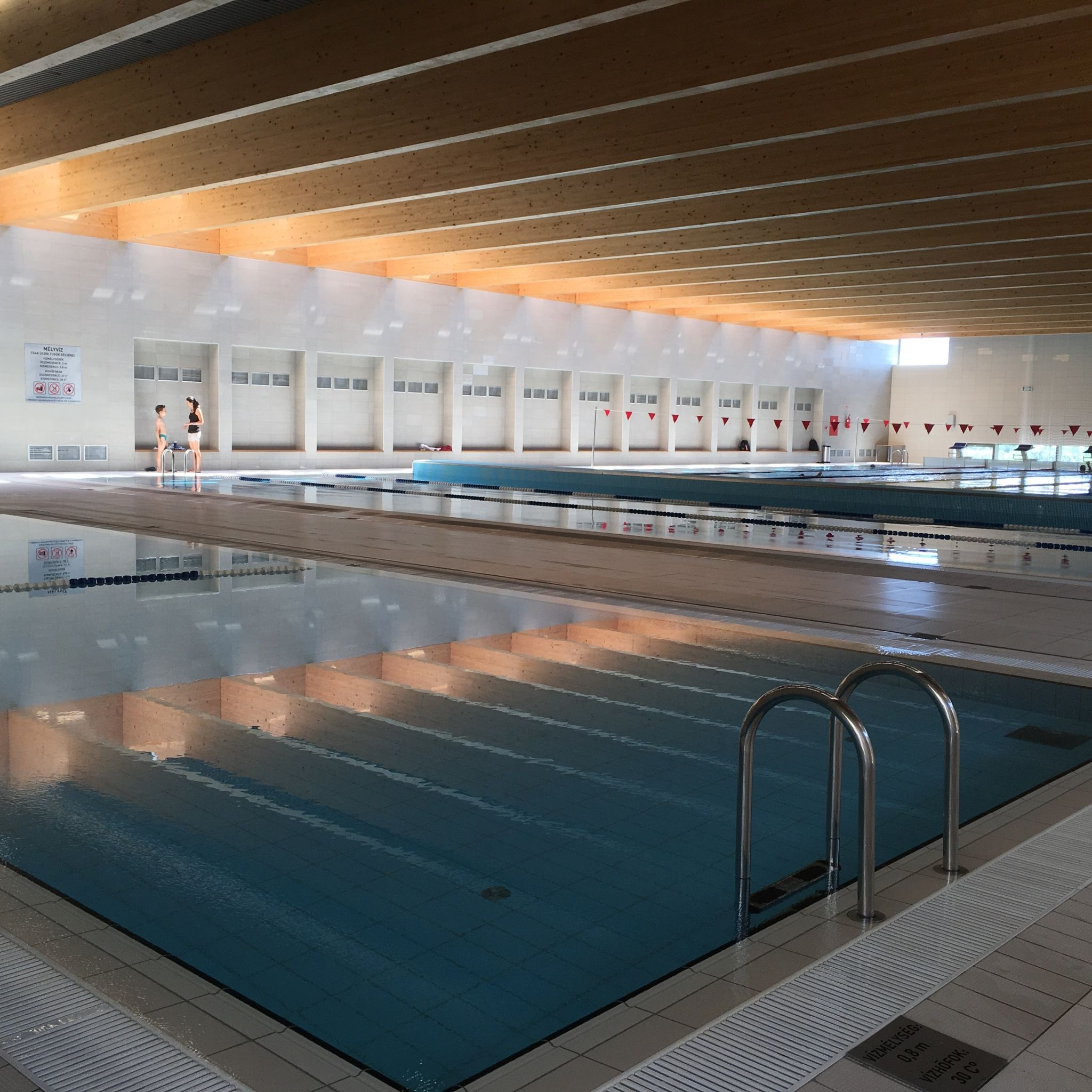 Akadémia Hotel Balatonfüred - Városi Uszoda