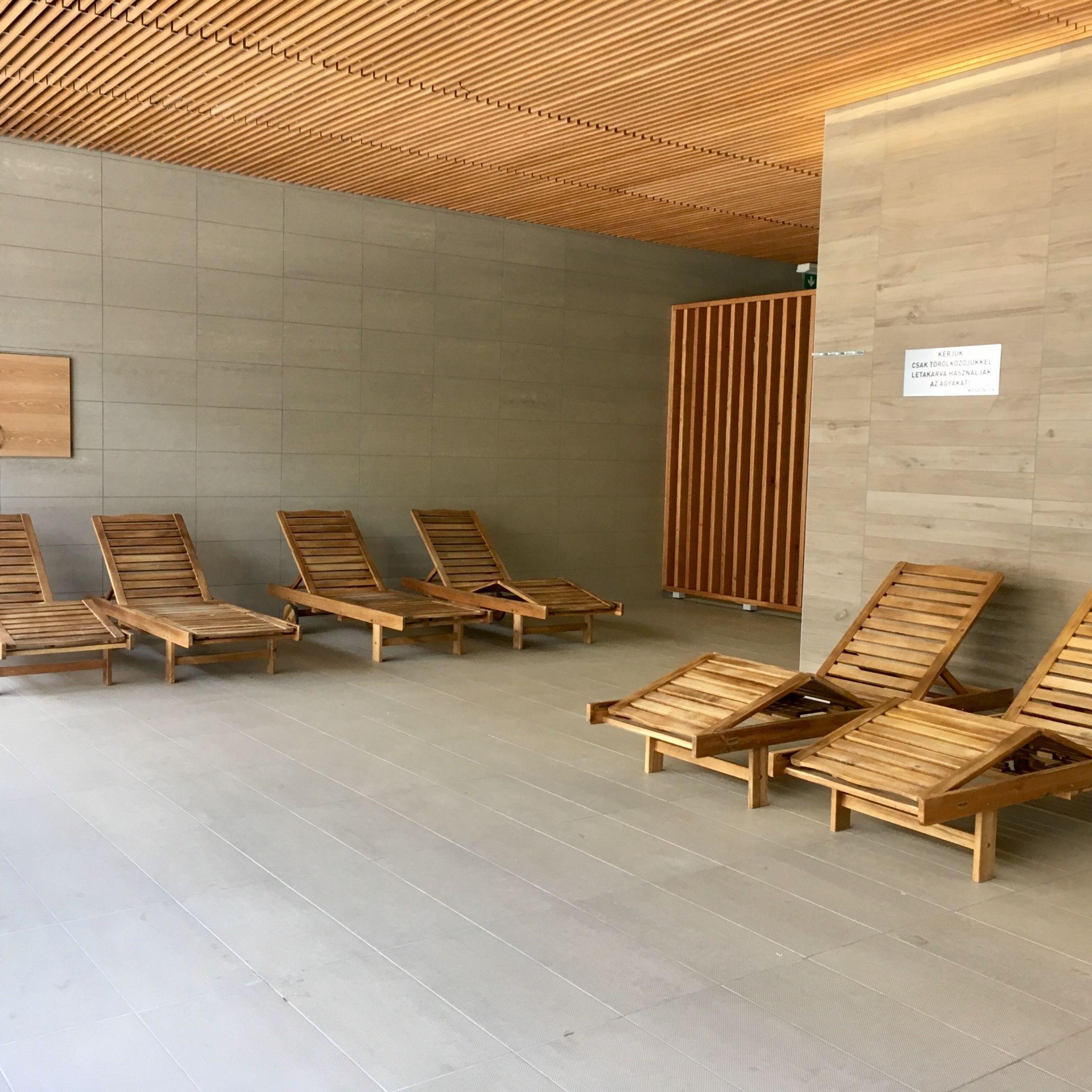 Akadémia Hotel Balatonfüred - Wellness Városi Uszoda