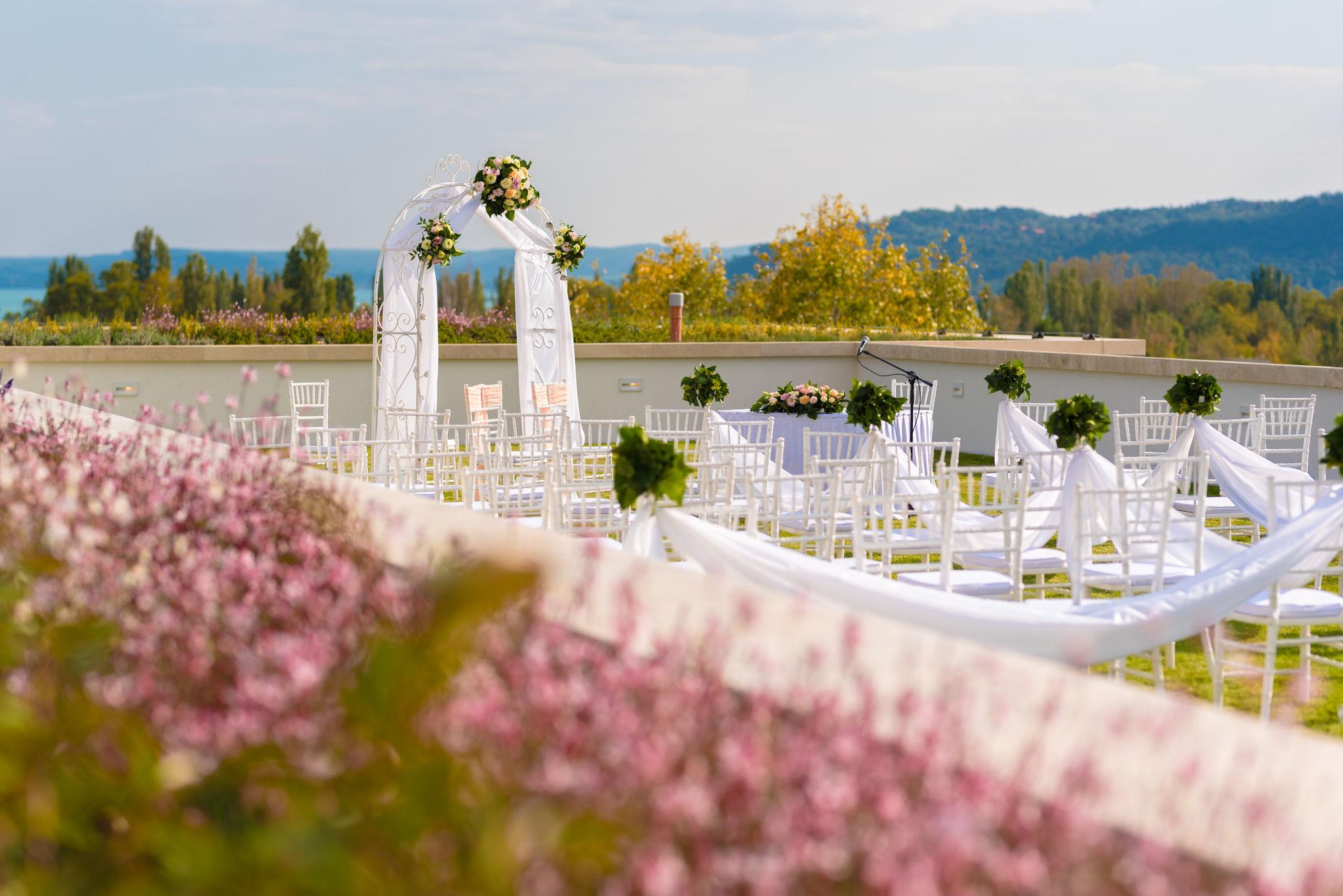 Akadémia Hotel Balatonfüred - Esküvő