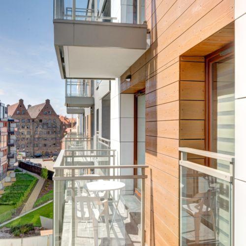 Dom & House Apartamenty Nowa Motława Gdańsk