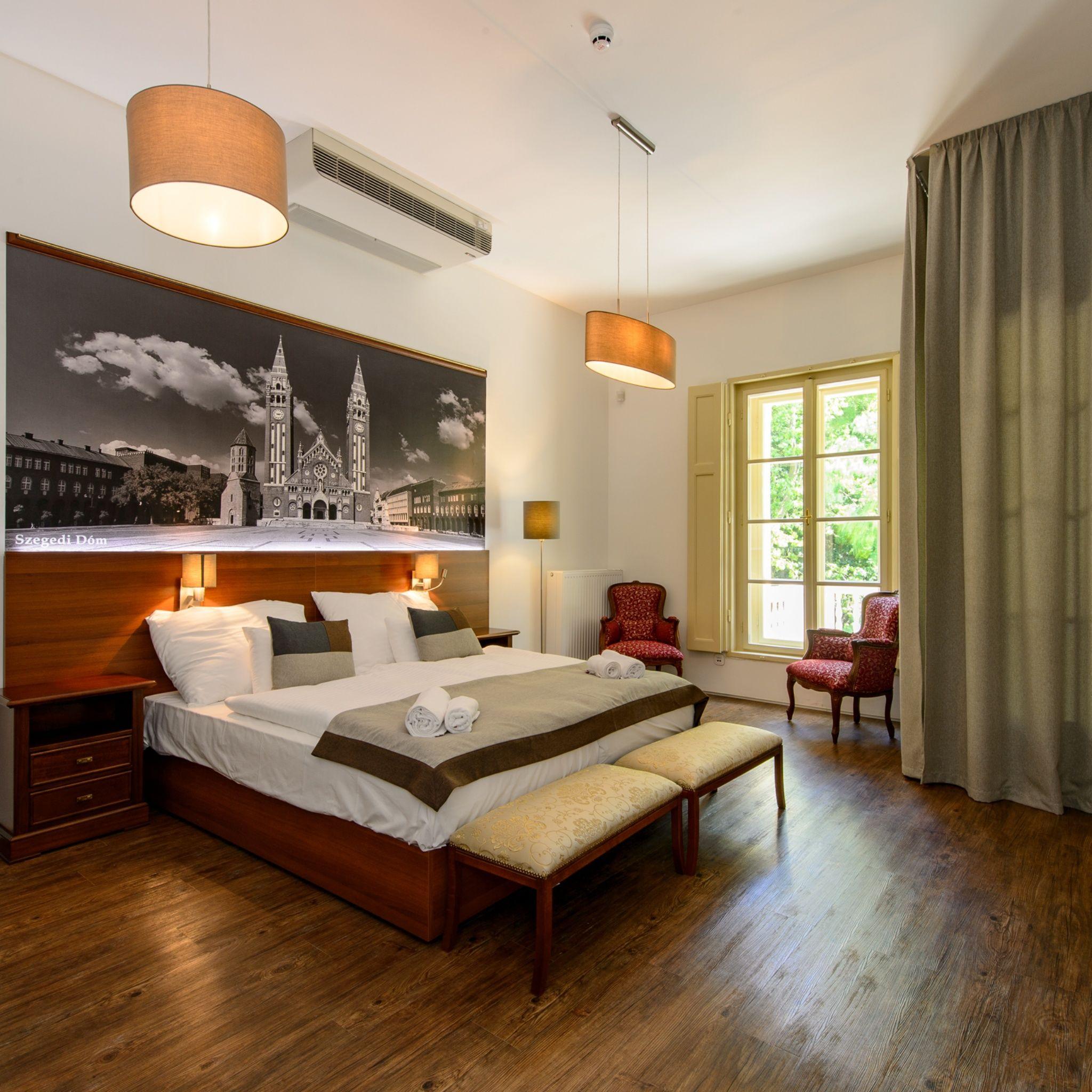 Klebelsberg Kastély Hotel Budapest - Classic Elegnace kétágyas szoba
