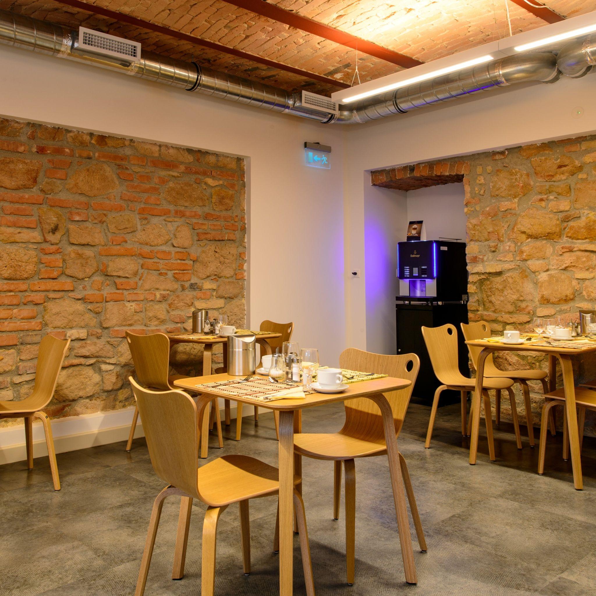 Klebelsberg Kastély Hotel Budapest - Reggeliző terem