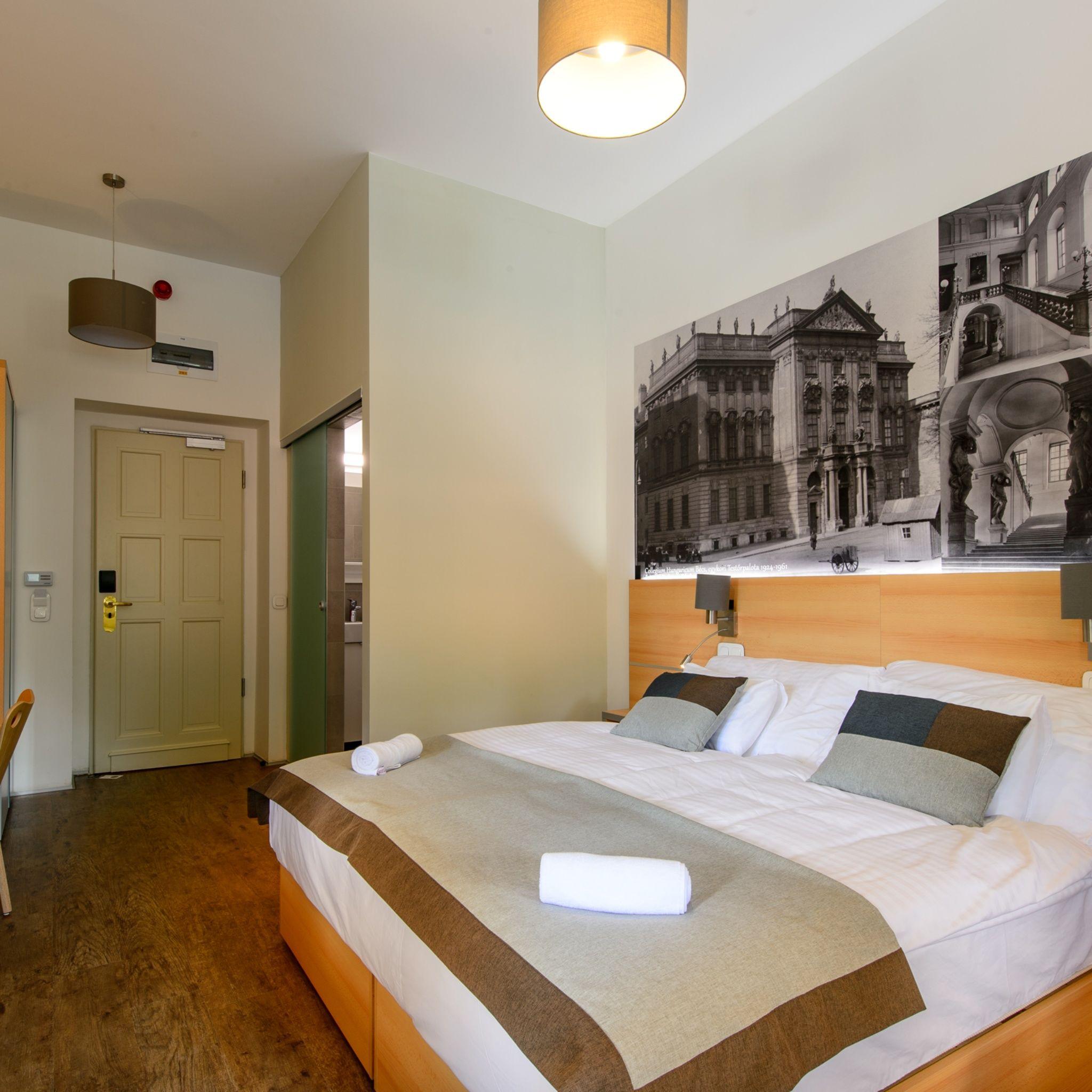 Klebelsberg Kastély Hotel Budapest - Classic kétágyas szoba