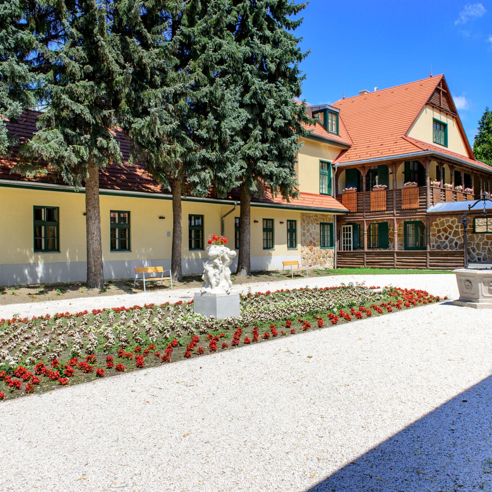 Klebelsberg Kastély Hotel Budapest - Park