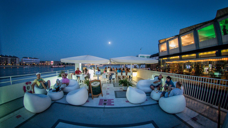 A38 Hajó Budapest - Lounge Terasz