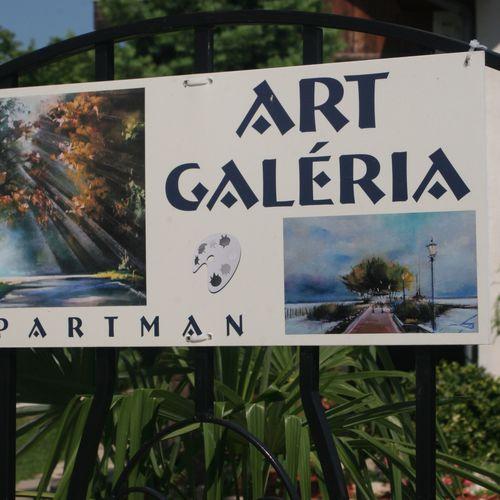 Art Galéria Apartman Gyenesdiás