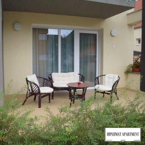 Diplomat Apartment Hévíz