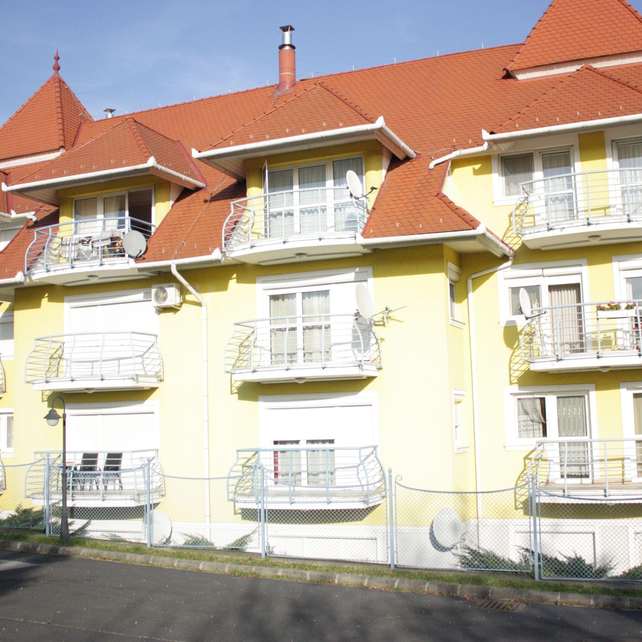 Lila Apartman Hévíz