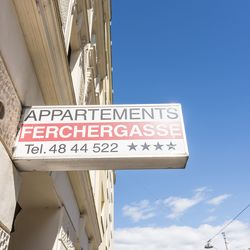 Appartements Ferchergasse Wien