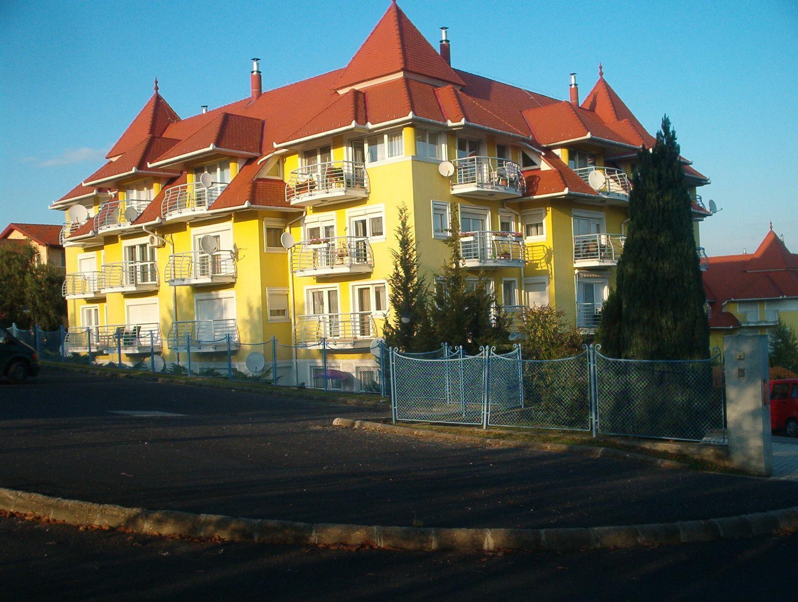 Attila Apartman Hévíz