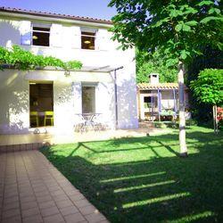 Family Vacation House With Garden Pool Juršići