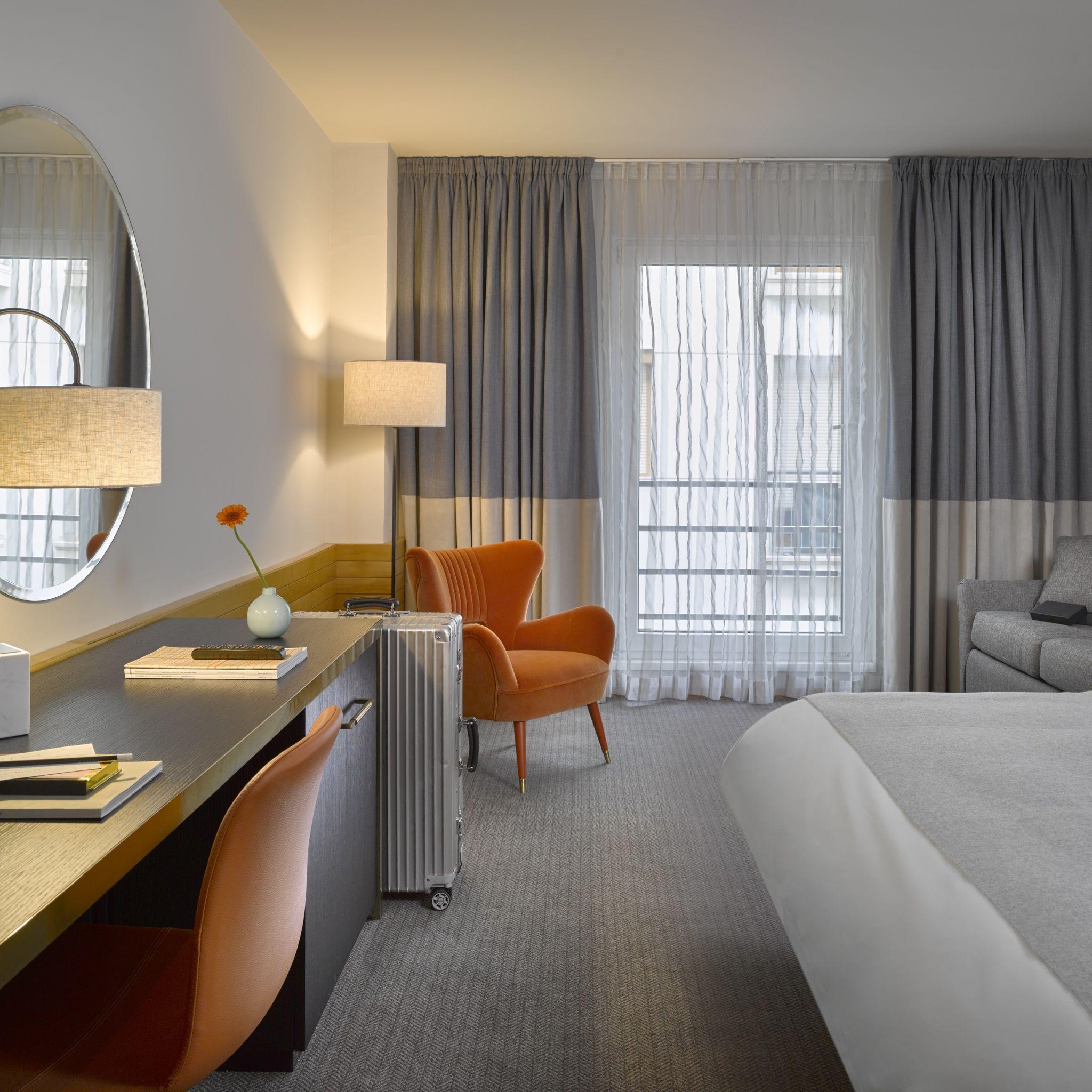 K+K Hotel Opera - K+K Hotel Opera - Deluxe szoba