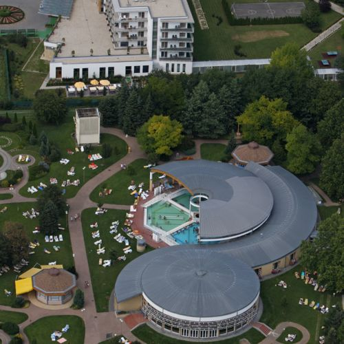 Hunguest Hotel Répce Bükfürdő