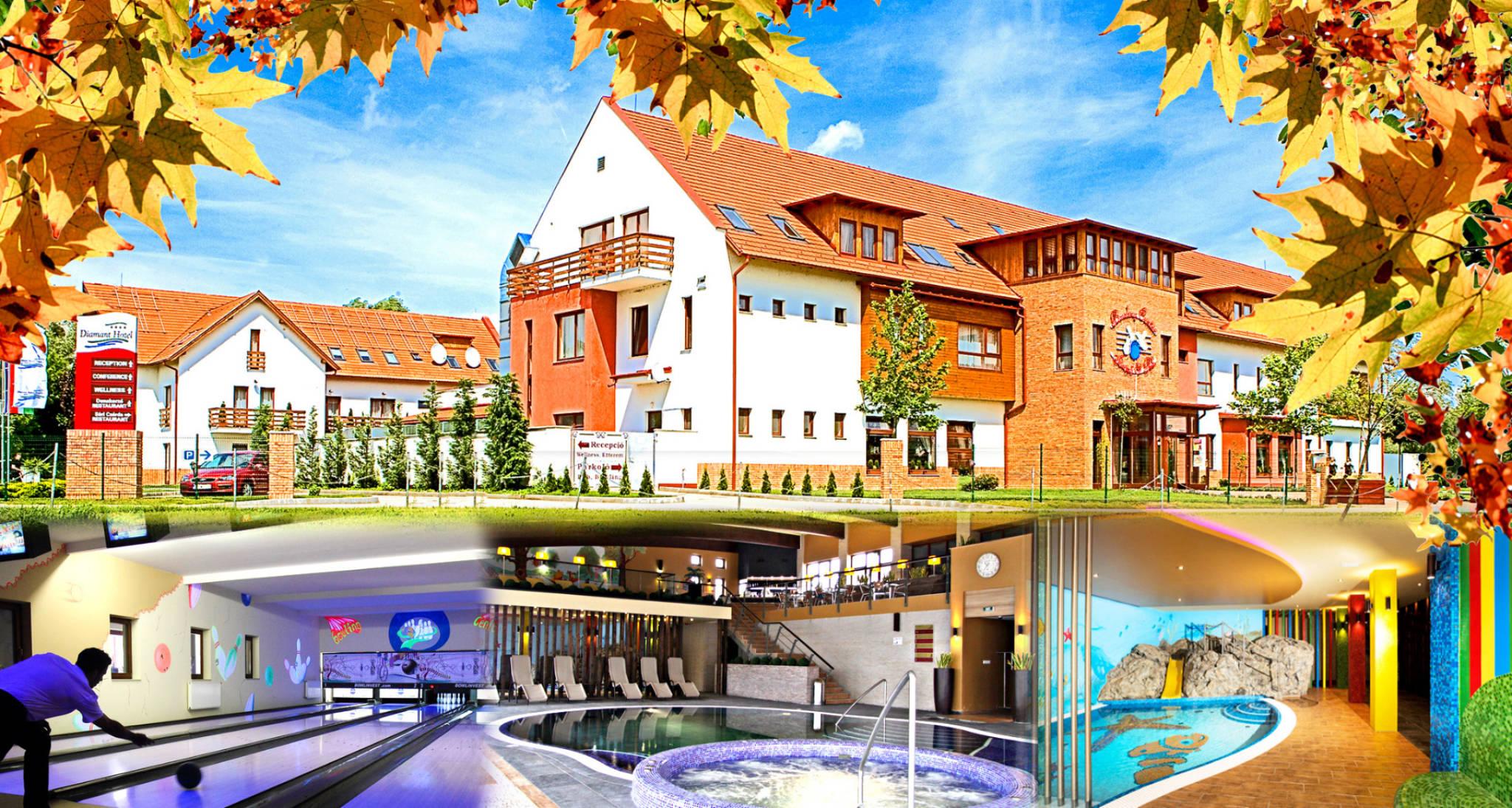 Dunakiliti Hungary  city pictures gallery : Diamant Hotel Szigetköz Dunakiliti RevNGo.com